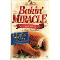 Bakin' Miracle Seasoned Coating Mix (twelve 16-oz. packages)
