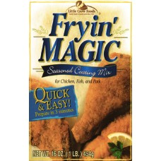 Fryin' Magic Seasoned Coating Mix (twelve 16-oz. packages)