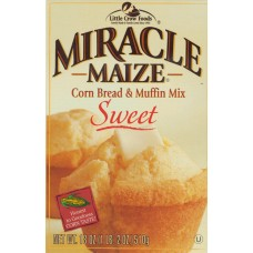 Miracle Maize Sweet Cornbread/Muffin Mix (twelve 18-oz. packages)