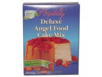 Hospitality Angel Food Cake Mix (twelve 16-oz. packages)