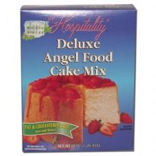Hospitality Angel Food Cake Mix (twelve 16-oz. packages)