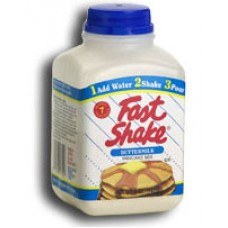 FastShake Buttermilk Pancake Mix (twelve 5-oz. bottles)